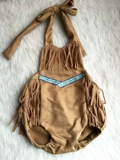 Native American princess inspired romper by EverAfterFairytales