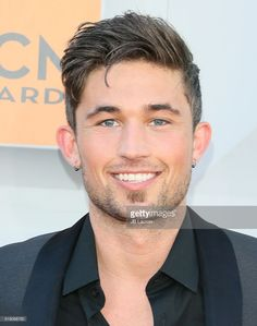 Michael Ray attends the 51st Academy of Country Music Awards at MGM Grand Garden Arena on April 3, 2016 in Las Vegas, Nevada.