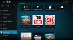 Top Best Working Kodi Video Add-ons August 2017 – Your Streaming TV