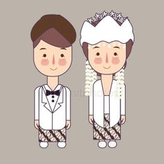 Sunda west java province wedding Couple, cute Indonesian traditional clothes costume bride and groom cartoon vector illustration — Stock Illustration couple animasi Traditional Wedding, Traditional Outfits, Thanks Card Wedding, Bride And Groom Cartoon, Patriotic Background, Dance Vector, Indonesian Art, Trip Planner, Dress Clothes For Women