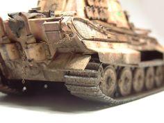 Zoom avant (dimensions réelles: 1000 x Tiger Ii, Military Vehicles, King, Gun Turret, Army Vehicles