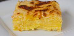 Slovak Recipes, Home Food, Food Gifts, Cornbread, Lasagna, Ham, Vegetarian Recipes, Dinner, Baking