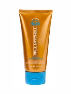 Friday, August 30, 7 PM: Paul Mitchell After-Sun Replenishing Masque. For details on how to enter, visit allure.com/go/calendar #FreeStuff