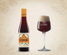 La SAGRA Calabaza y Canela | Cerveza La SAGRA - Cerveza Artesanal Castellana