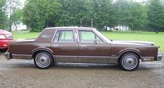 1983 Lincoln Continental Mark 6 Loaded