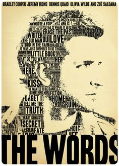Afiche The Words
