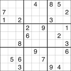 105 Best Sudoku Images Sudoku Puzzles Alphabet Soup Crossword