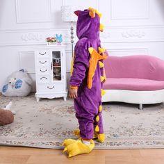 Pijamas de animales para niños y niñas ##pajamas #enteros #animales #niños #infantiles
