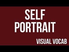 Self Portrait defined - From Goodbye-Art Academy - YouTube