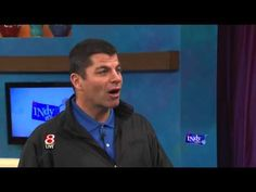 Dealing with HVAC Issues During the Polar Vortex, IndyStyle, January 2014 - YouTube