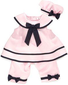 Rare Editions Baby Set, Girls Nautical Dress and Capris on shopstyle.com