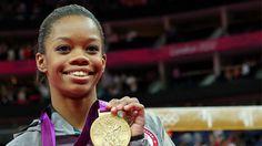 Gabi Douglas! Best Medal we've won so far!