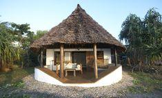 Matemwe Lodge bungalow