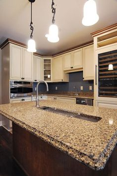Best White Cabinets Oak Trim For The Home In 2018 640 x 480
