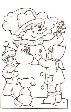 This page has lots of free christmas snowman coloring pages for kids,parents and teachers Snowman Coloring Pages, Coloring Pages Winter, Colouring Pics, Christmas Coloring Pages, Mandala Coloring Pages, Coloring Book Pages, Free Coloring, Coloring Pages For Kids, Christmas Colors