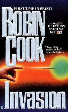 Invasion  Robin Cook  1997