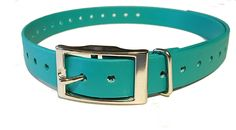 Educator Compatible 3/4' Teal Waterproof Biothane Square Buckle Dog Strap, Teal *** Click image for more details. (This is an affiliate link and I receive a commission for the sales)