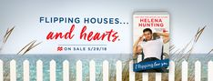 Nadine's Obsessed with Books: I Flipping Love You (Shacking Up #3) by Helena Hun...