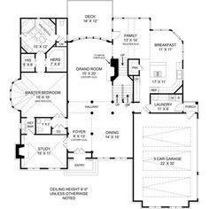 Colonial House Plan with Basement Foundation Printed Sets) plans Victorian House Plans, Colonial House Plans, Victorian Homes, Basement House Plans, House Floor Plans, Basement Ideas, Basement Walls, Rustic Basement, Basement Designs