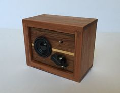 Mini Amplifier / Bluetooth portable speaker  Available now on Etsy