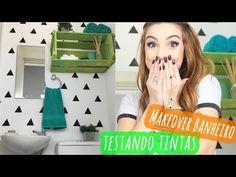 ♥ 15 Dicas com Pallets e Caixotes + Tutorial ♥ #DiáriodeDecoração - YouTube