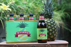 Wyder's Prickly Pineapple... your new fruit forward cider!