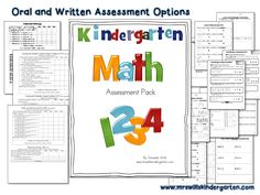 Assessments and Report Cards (Free)