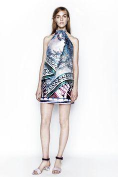 Mary Katrantzou Resort 2014 - Slideshow - Runway, Fashion Week, Reviews and Slideshows - WWD.com