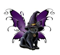 Fairy Witch Cat photo: I'm getting this tattoo of a fairy witch cat next week This photo was uploaded by Faerie Tattoo, Witch Tattoo, Witchcraft Tattoos, Wiccan Tattoos, Polydactyl Cat, Black Cat Tattoos, Amur Leopard, Witch Cat, Witch Broom