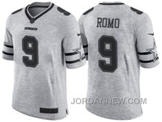 http://www.jordannew.com/nike-dallas-cowboys-9-tony-romo-2016-gridiron-gray-ii-mens-nfl-limited-jersey-online.html NIKE DALLAS COWBOYS #9 TONY ROMO 2016 GRIDIRON GRAY II MEN'S NFL LIMITED JERSEY ONLINE Only $23.00 , Free Shipping!