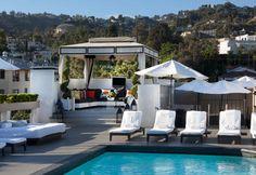 Chamberlain Hotel, West Hollywood