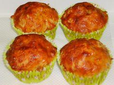 Muffins de Pizza (Pizza Muffins)