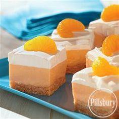 #Orangesicle Mousse #Dessert from Pillsbury® Baking