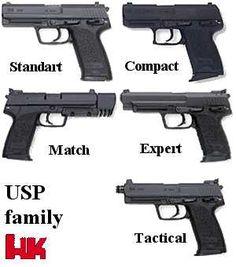 Image detail for -hk usp pistol