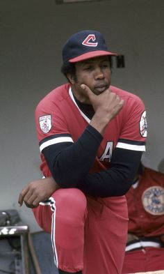Indians Player/Manager Frank Robinson
