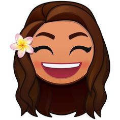 Totally obsessed with my very own emoji! Have fun playing and be sure to let me know if you spot the special emojis! Kawaii Disney, Disney Fun, Disney Girls, Disney Pixar, Moana Disney, Arte Disney, Emoji Characters, Disney Cartoon Characters, Disney Movies