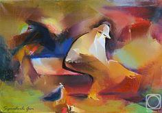 Siproshvili Givi. Bird of Paradise