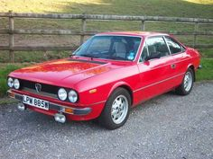 LANCIA BETA 1600 COUPE ................. I used to love driving one of these when I was a kid
