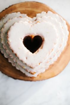 Valentine's Day is coming up, folks! Check out this Lemon Cake with Fresh Raspberries recipe from Not Without Salt