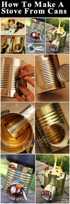 How To Make A Stone From Cans Pictures, Photos, and Images for Facebook, Tumblr, Pinterest, and Twitter