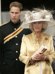 6/16/2007: Trooping The Colour, with Camilla, Duchess of Cornwall (Westminster, London)