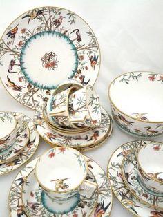 Roberta allen juego de vajilla porcelana 30 piezas for Porcelana en ingles