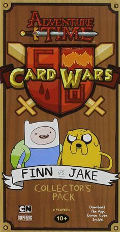 Adventure Time: Card Wars Card Game: Cryptozoic Entertainment: Amazon.co.uk: Toys & Games