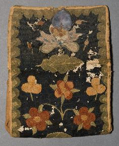 Pocketbook, United States, ca. 1740-1780