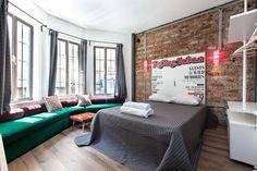 Airbnb'deki bu harika kayda göz atın: İstanbul şehrindeki Rolling Sultan in Besiktas 2