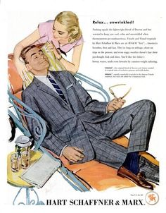 1957 The Ivy League Look