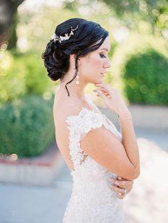 bridal hairstyles -