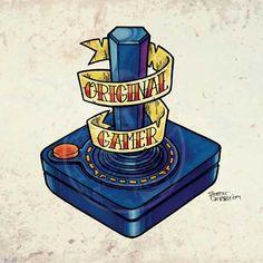 Original Gamer by Scott Derby