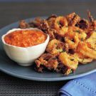 Try the Fried Calamari with Romesco Recipe on Williams-Sonoma.com