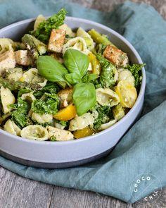Parsa-pastasalaatti tofulla | Chocochili